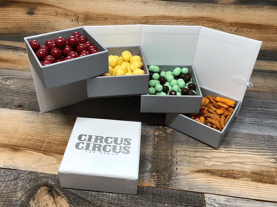 Circus Circus Gift Box
