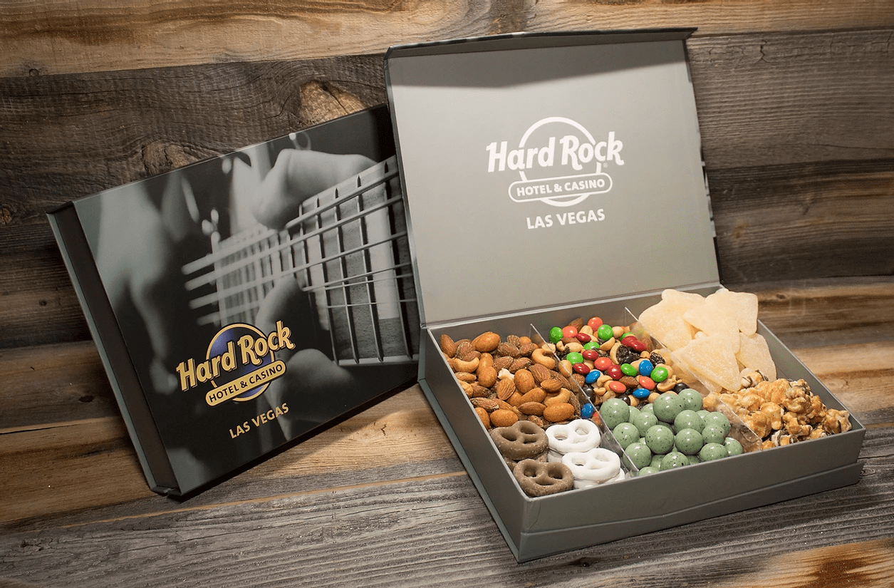 Hard Rock Magnet Box