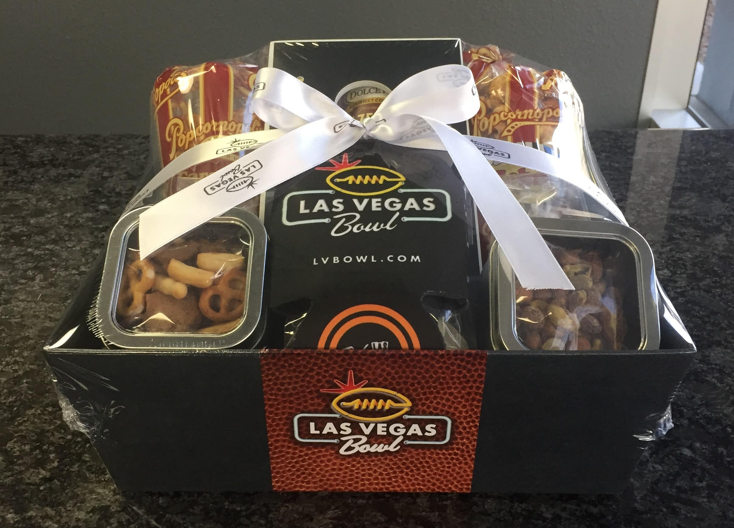 Las Vegas Bowl Basket