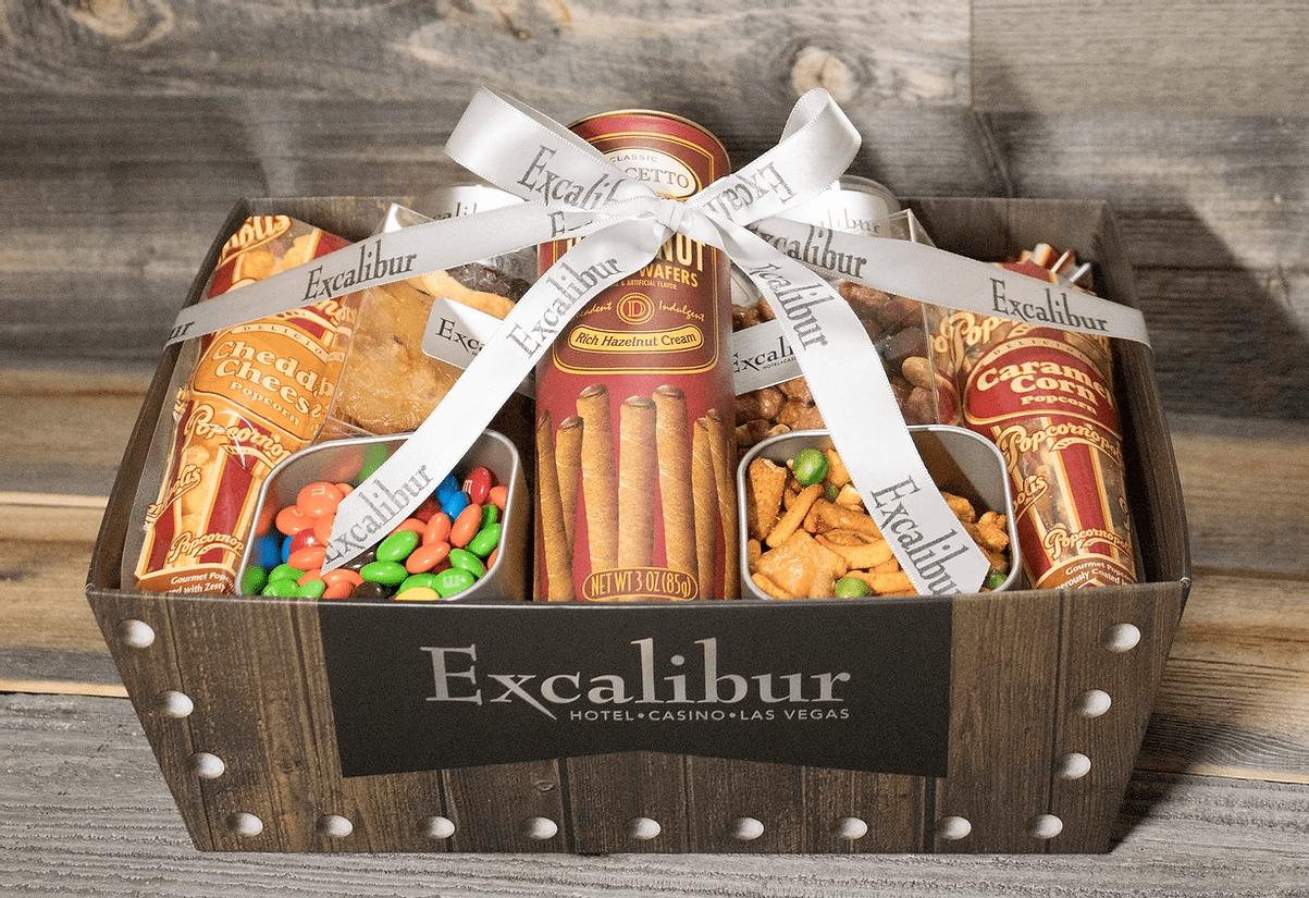 Excalibur Gift Basket