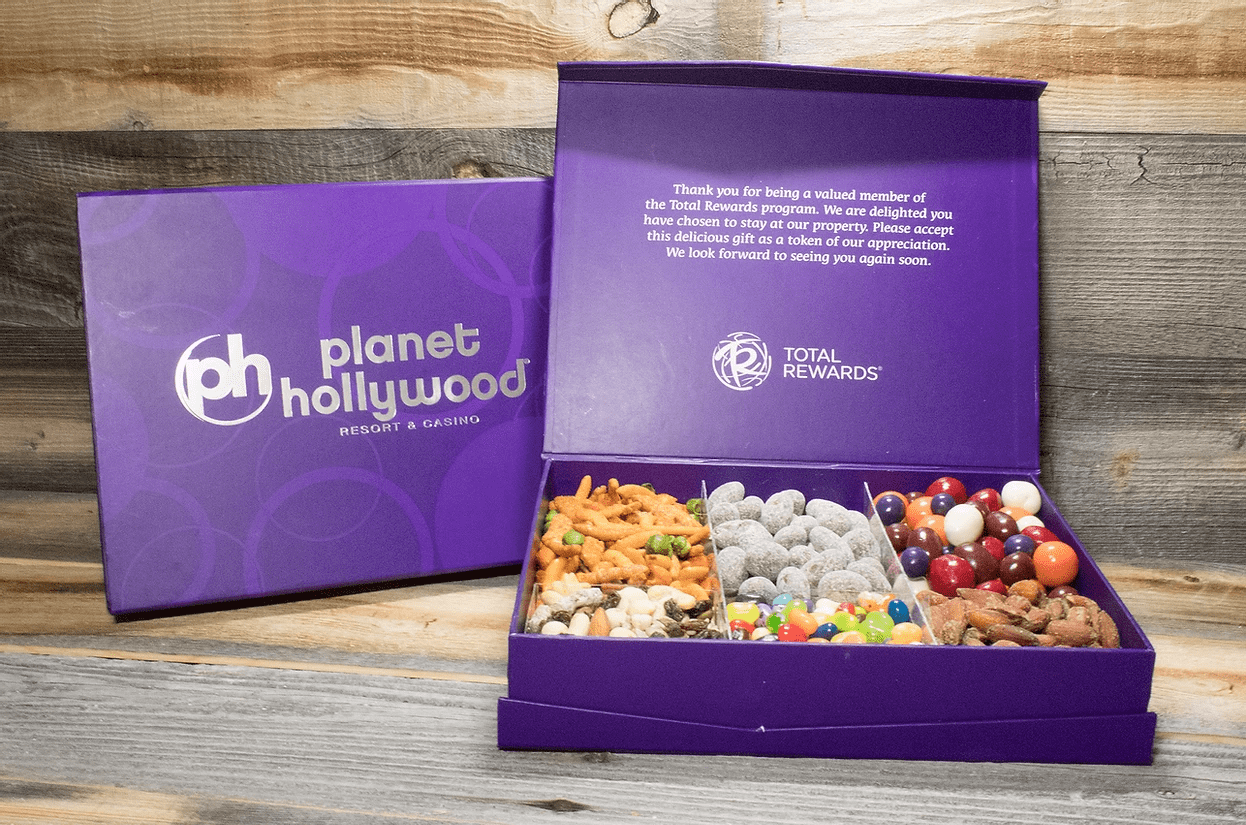 Planet Hollywood Magnet Gift Box