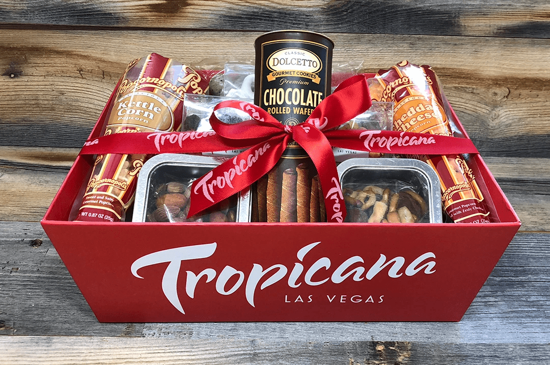 Tropicana gift Basket